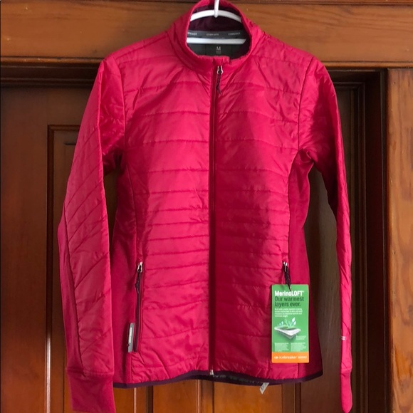 03810788dd3 Icebreaker Jackets & Coats   Nwt Merinoloft Helix Jacket Merino Wool ...